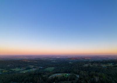 Sunset in Upper Pakenham